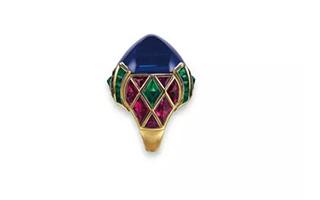佳士得珠宝拍卖:伊莉萨白・泰勒珍藏的矜贵珠宝