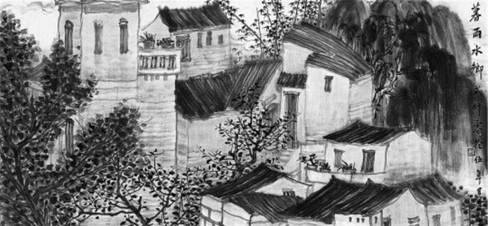 岭南水乡画 寻找新的表达方式