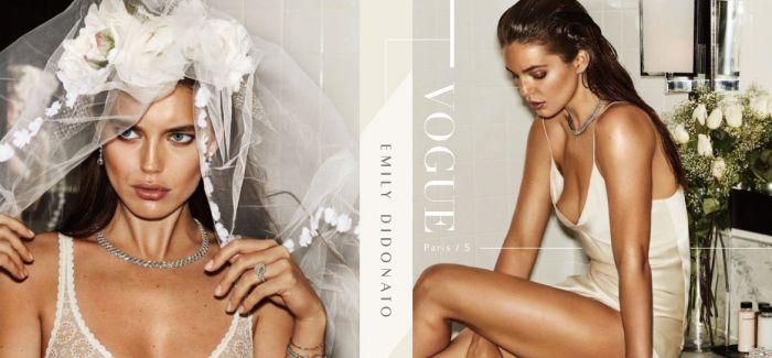 法版《Vogue》全新Bridal时尚摄影专题