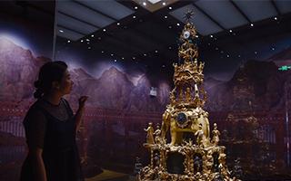 故宫院藏外国文物1.3万余件 西洋钟占比超一成