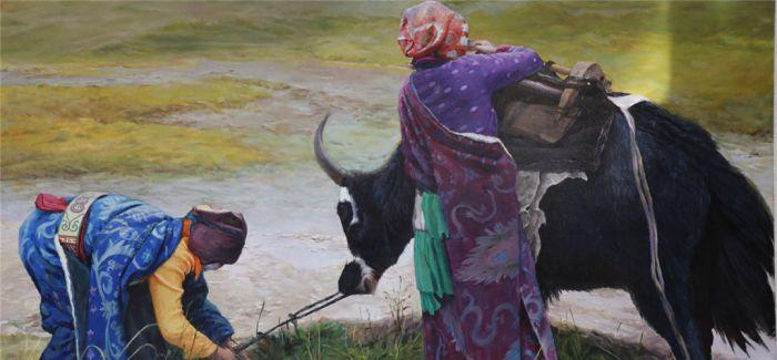 寻梦的高度 ——韩玉臣油画及艺术探索之路