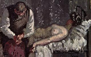 创作《卡姆登镇谋杀案》的画家或即开膛手杰克