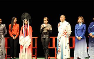 实验京剧《浮士德》在歌德故乡德国举行首演