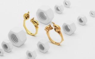 3D打印可爱珠宝 有故事更有深度