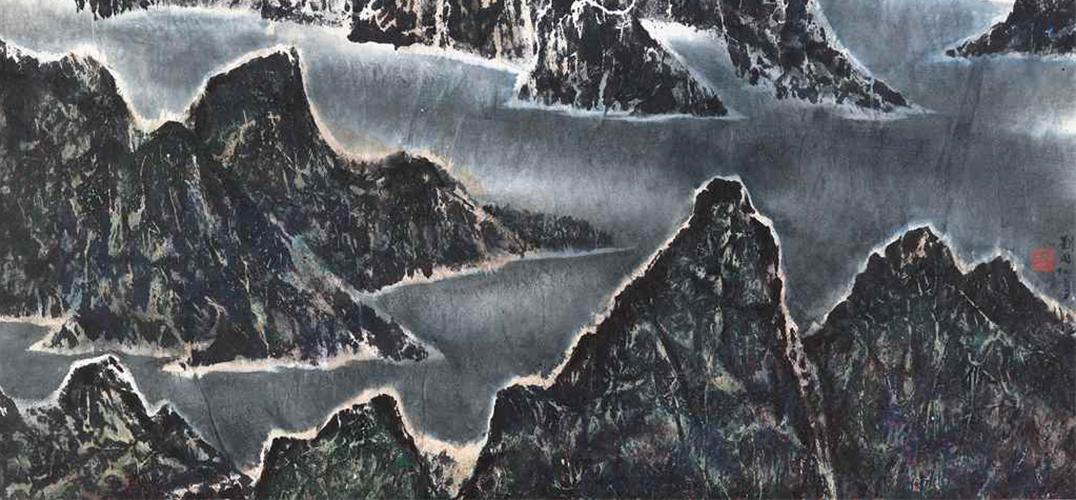 香港春拍:如何鉴赏中国山水画