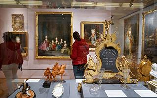 奥地利举行盛大活动纪念特蕾莎女王诞辰300周年