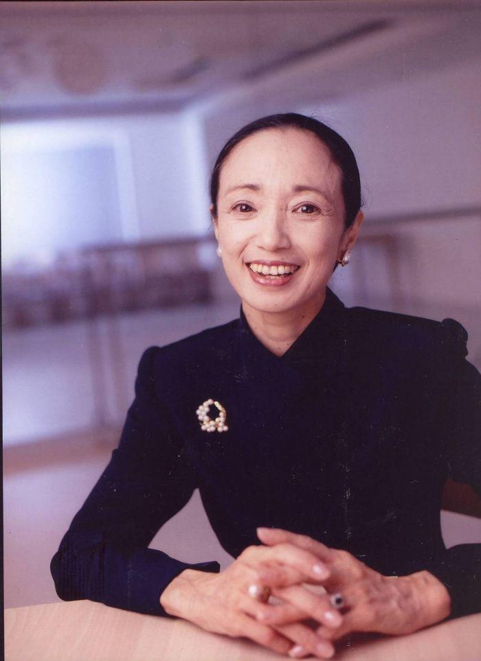 松山芭蕾舞团第15次访华 森下洋子谈《白毛女》图片