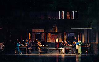 2017首届老舍国际戏剧节将举行
