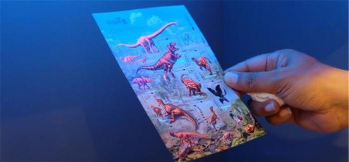 都是恐龙题材 设计邮票和画画有啥区别