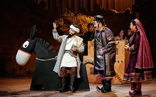 """国家大剧院原创儿童歌剧《阿凡提》迎""""六·一"""""""