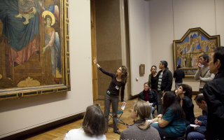 «卢浮宫的艺术教育项目定制»之培训营