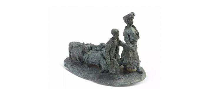 中国嘉德春拍预览:中国当代雕塑专题精选