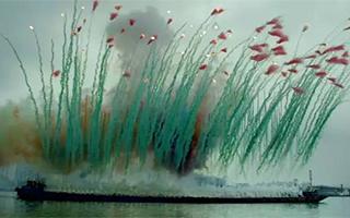 《天梯:蔡国强的艺术》将在上海国际电影节上展映