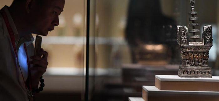展现中国近20年考古成果 360件(套)藏品亮相首博