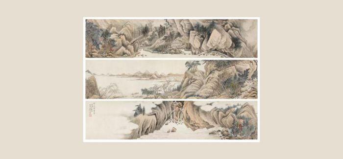 中国嘉德春拍:吴湖帆之笔墨游戏