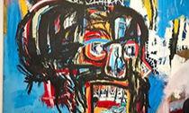涂鸦也能拍出1.1亿美元 巴斯奎特创美艺术家拍卖纪录