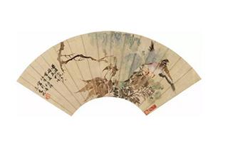 中国嘉德春拍:《文苑清风 扇苑善缘》专场撷珍