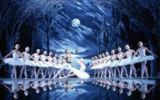 全明星阵容呈现白俄罗斯芭蕾绘画两大瑰宝