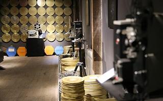 青岛首家电影博物馆正式开馆 展出宝贵电影资料