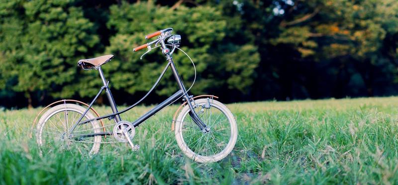 日本设计师Nobuyuki Tani打造个性单车