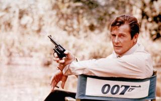 罗杰·摩尔 永远的007