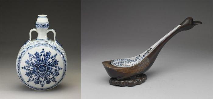 台北故宫博物院这些永乐帝爱过的瓷器