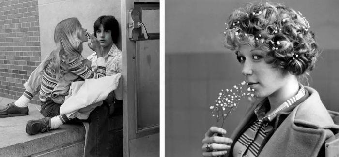20世纪70年代的叛逆青春