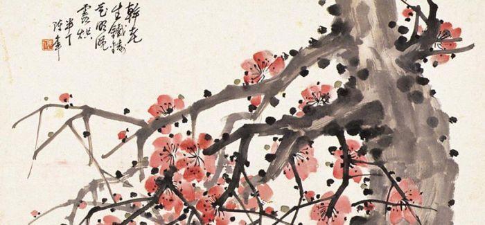 京派领袖陈半丁书画艺术与市场