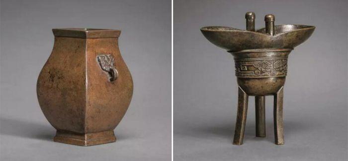 嘉德香港春拍:宣铜集萃—重要私人珍藏晚期铜器