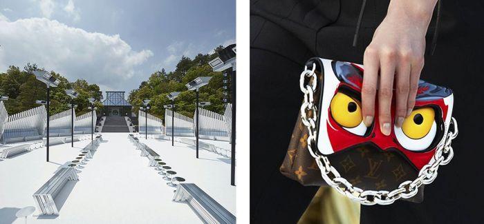 Louis Vuitton京都发布早春度假系列