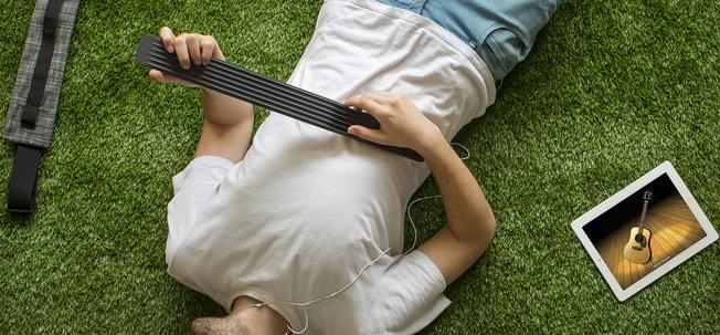 远方有诗和田野 让我们把音乐也带上吧