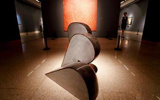 中国美术馆展出立陶宛最具代表性经典作品