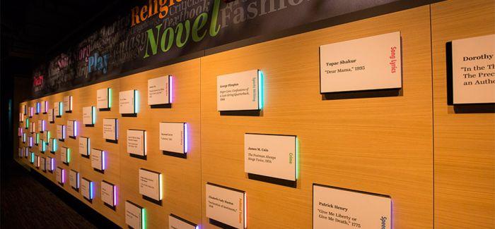 """美国作家博物馆告诉你什么是真正的""""数字阅读"""""""