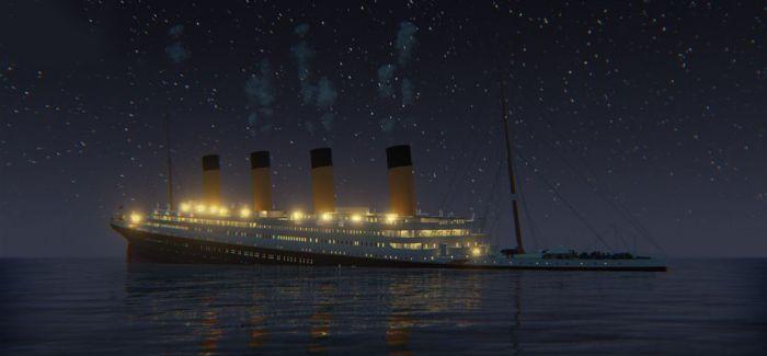耗资1.8亿美金 纳粹德国拍摄《泰坦尼克》