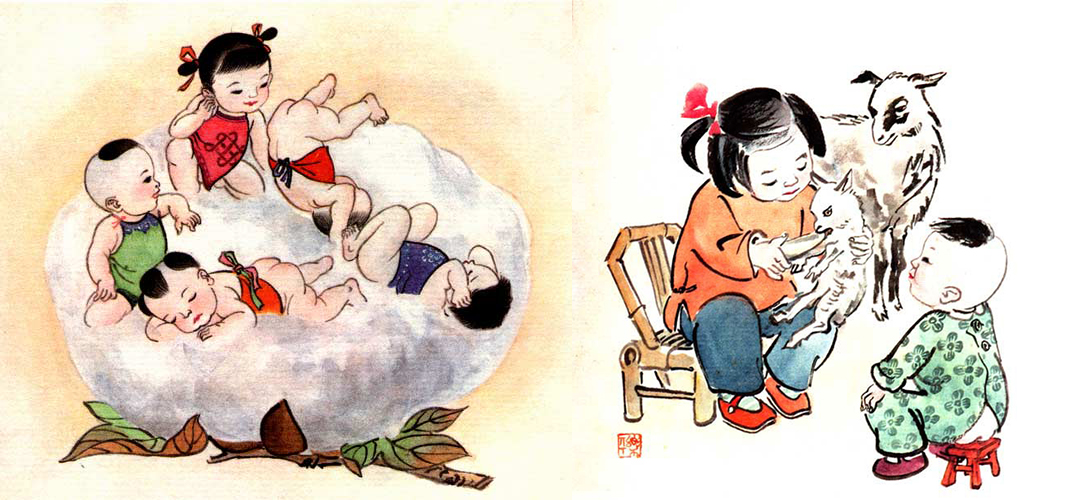 除了三毛 张乐平笔下还有哪些纯真无邪的儿童世界