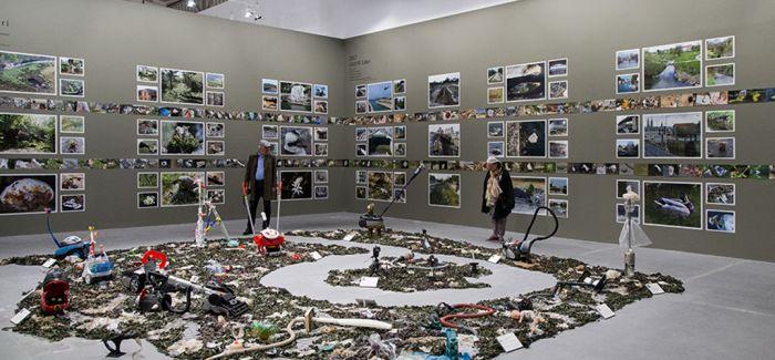 """文献展在雅典:从""""用橄榄和艺术还清希腊欠债""""开始"""