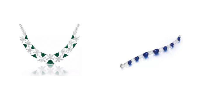 佳士得瑰丽珠宝与翡翠首饰拍卖成交总额近6.2亿港元