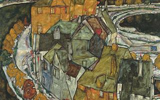 维也纳迎接席勒百年:纠缠扭曲的身体 难掩生命的孤寂