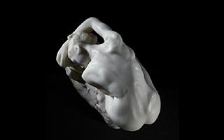 雕塑家罗丹名作安德罗梅德拍卖 成交价近3千万元