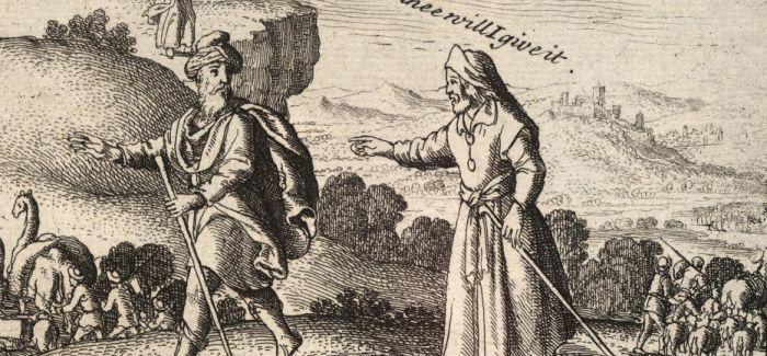 亚伯拉罕 为信仰甘愿杀掉儿子的人