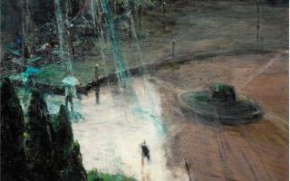 独具中国诗性气质的油画展亮相苏州