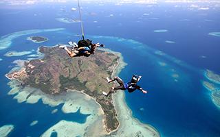塞舌尔 斐济 大溪地 如何区分这些遥远的热带海岛?