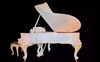 保利春拍:施坦威豪华艺术钢琴