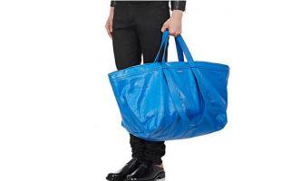 IKEA推出新广告片 蓝色购物袋当主角了