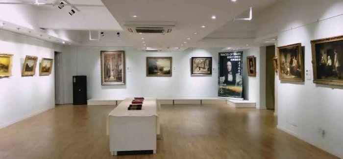 岁月的痕迹:欧洲经典油画展