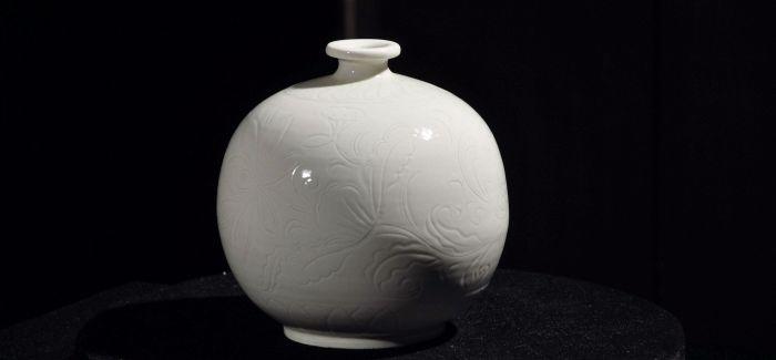 陈文增大师的定瓷造型艺术:萧散超脱 风骨卓然