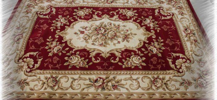 手工地毯:冷门藏品却有极高价值
