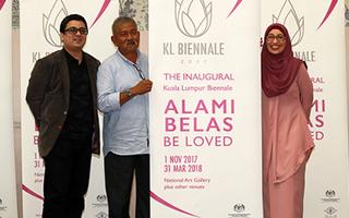 首届吉隆坡双年展将在明年11月开幕