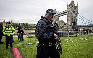 """恐袭后伦敦博物馆承诺""""安全 开放 并欢迎所有人"""""""