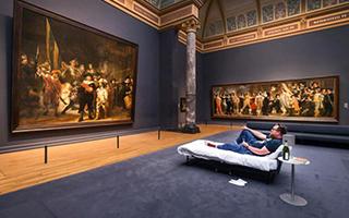 荷兰国立博物馆为第1000万位参观者准备的神秘惊喜